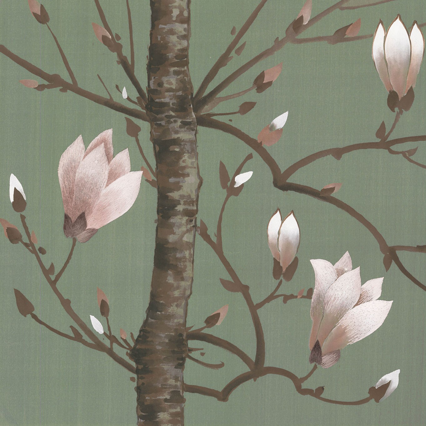 The image of an Modern Chinois Wallpaper product